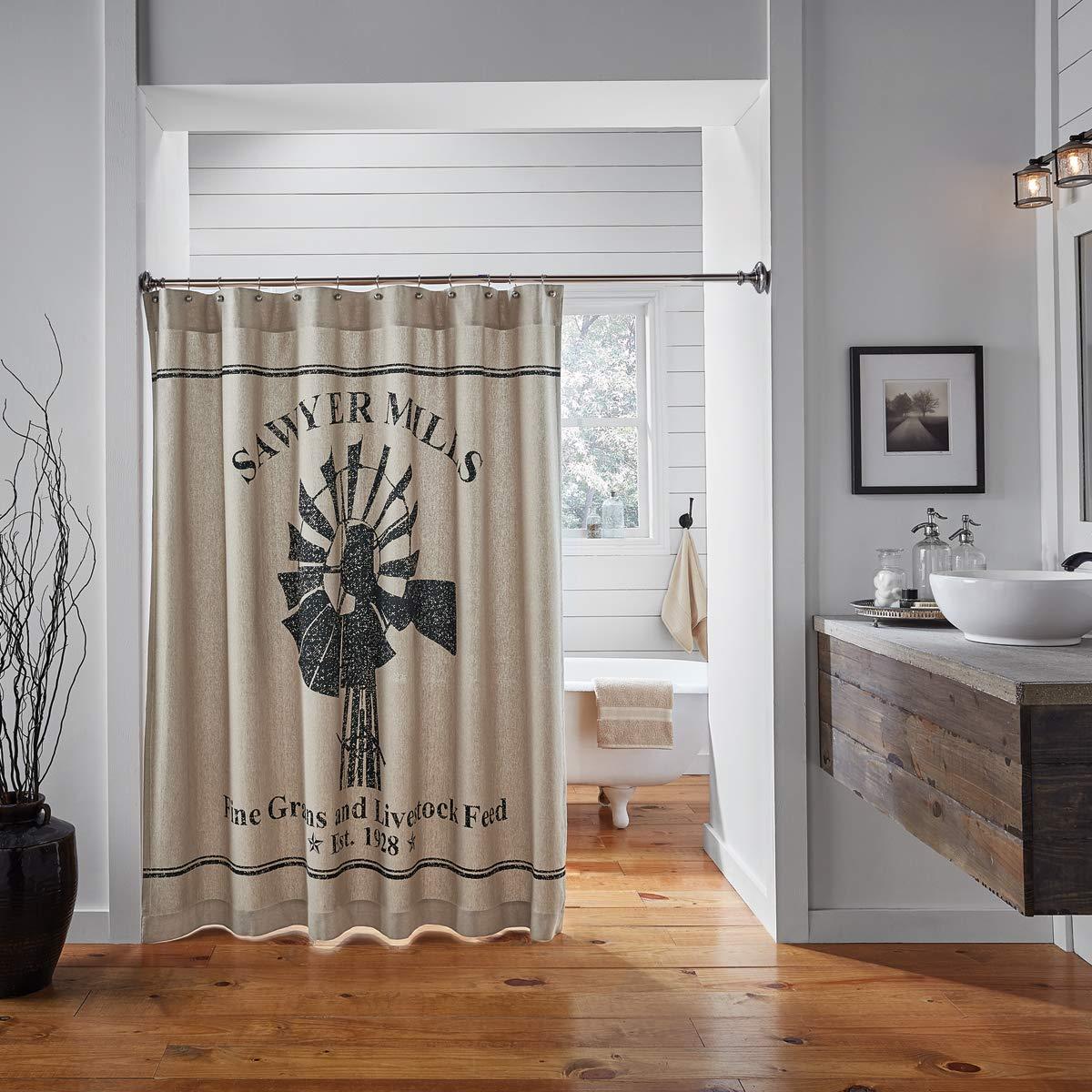 49 Effortless Ways To Create A Charming Farmhouse Bathroom