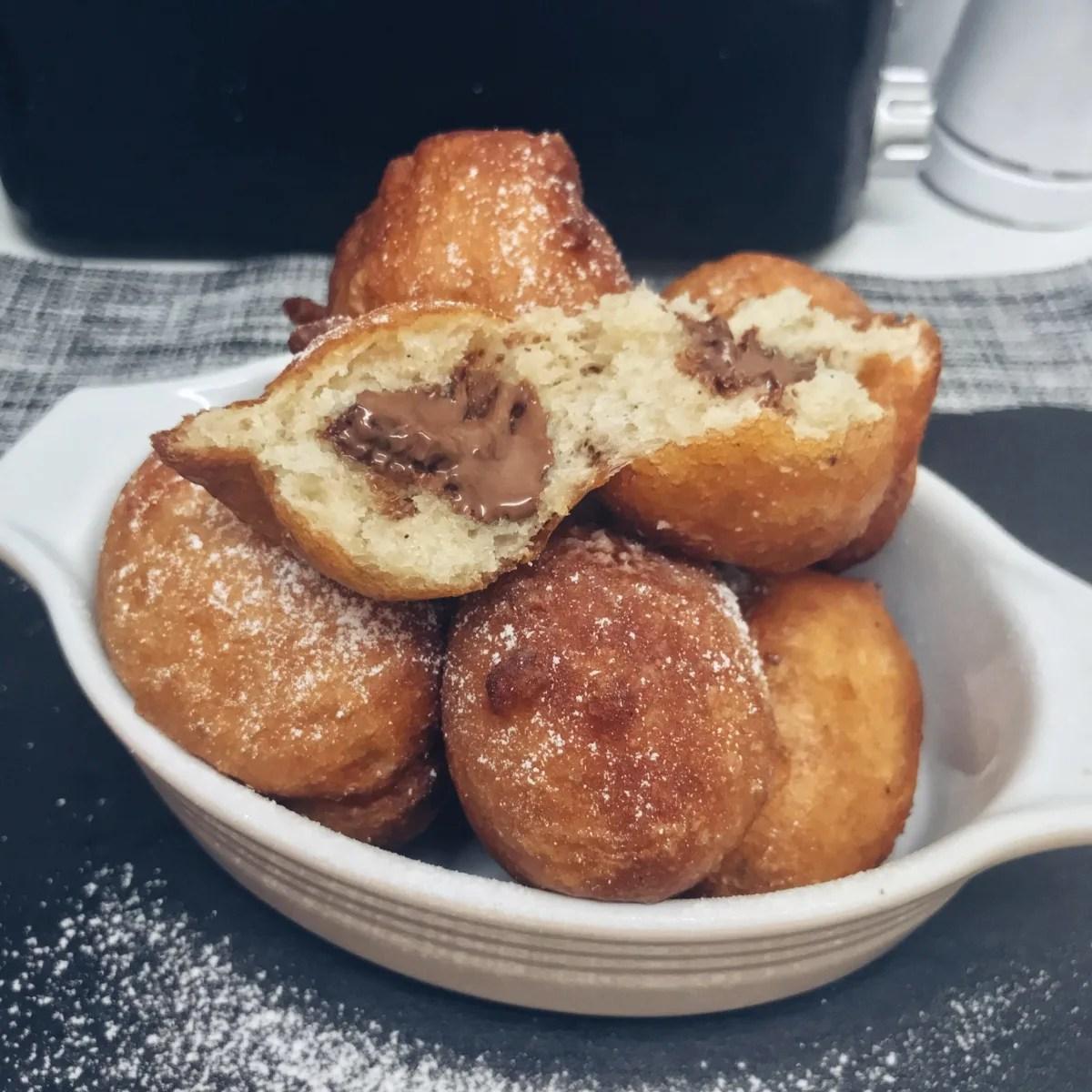 Puff Puff (Fried Dough)