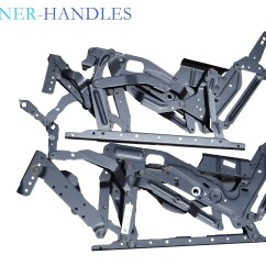 Sofa Spare Parts Uk The Best In World 4302 Reclining Mechanism Set For Recliners And Sofas Ebay