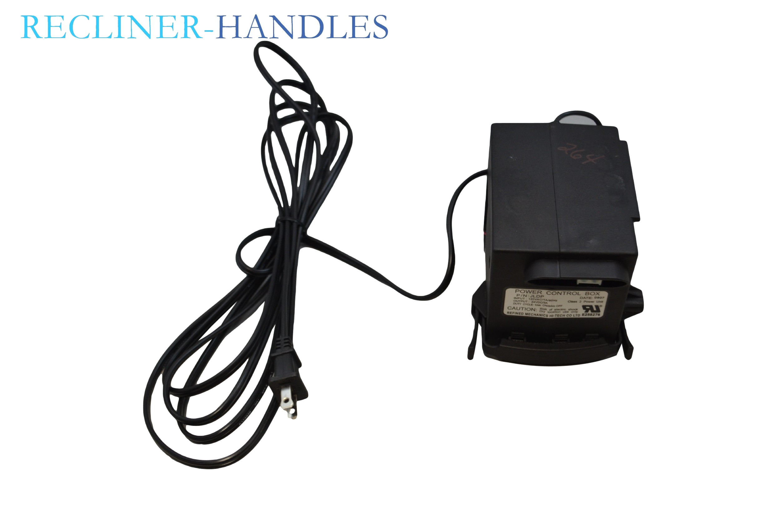 Chair Repair Parts Replacement Jldp Power Control Box For Electric Recliner
