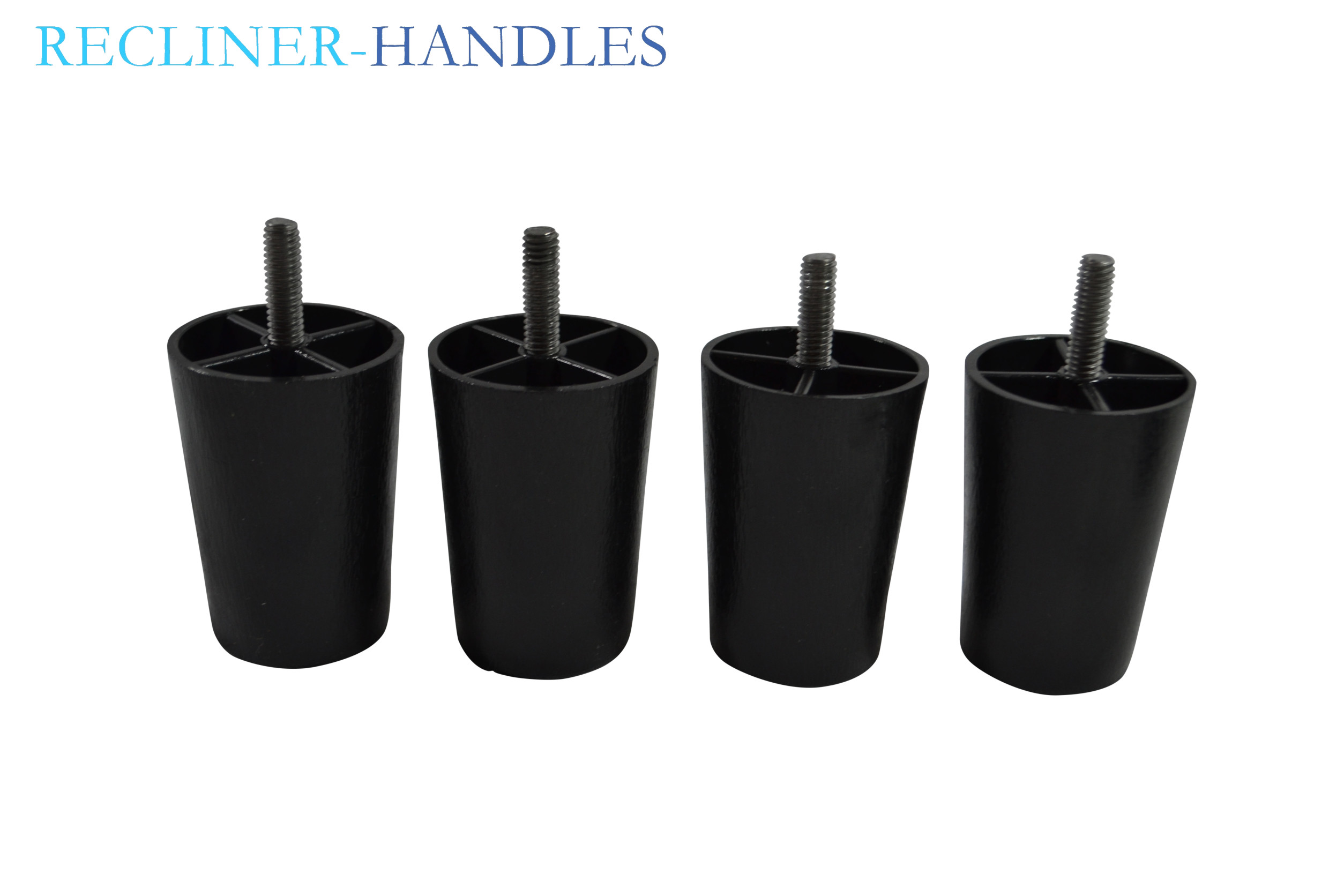 replacement chair legs hanging costco recliner handles furniture 3 inches set