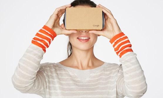 Google Carboard VR