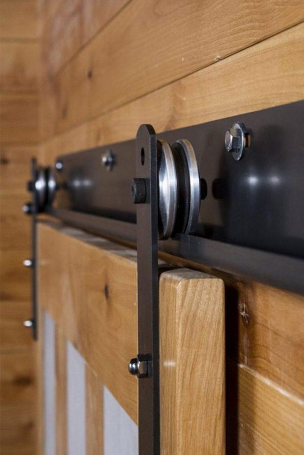 Sliding Barn Door Tracks Hardware System