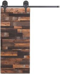 Reclaimed Wood Barn Door: Reclaimed Sliding Barn Doors ...