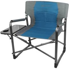 Big Folding Chairs Tall Patio Hold 350 Lbs Oversized Camping Lounge Chair Large Portable Heavy Duty Outdoor