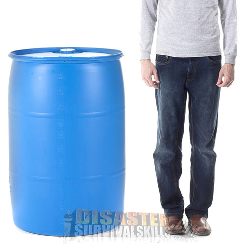 55 gallon barrel