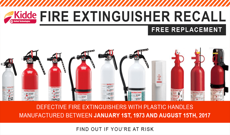 kidde kitchen fire extinguisher machine washable rugs recall appliances tips and free replacement pxujuk