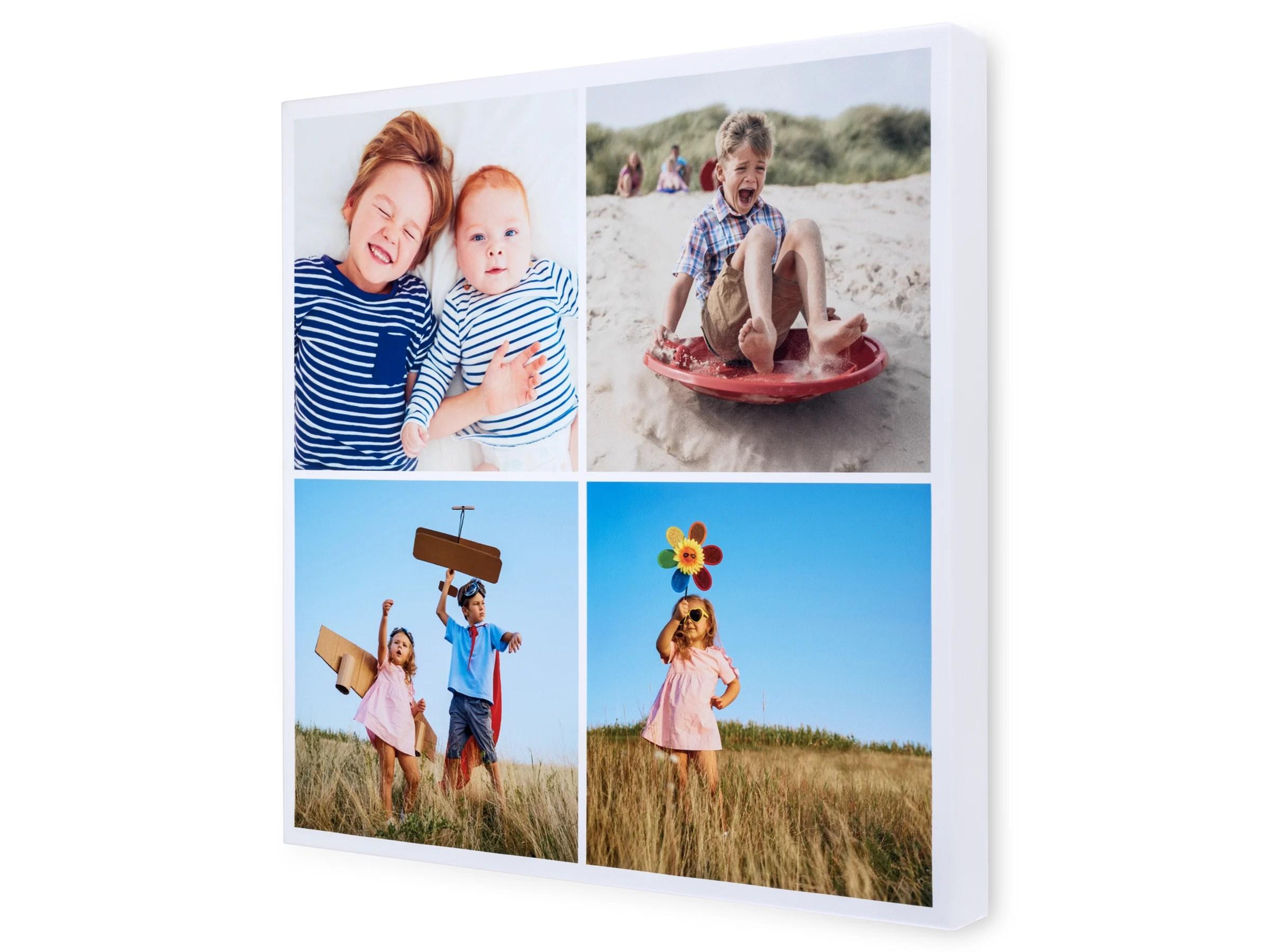 collage canvas printing pixa