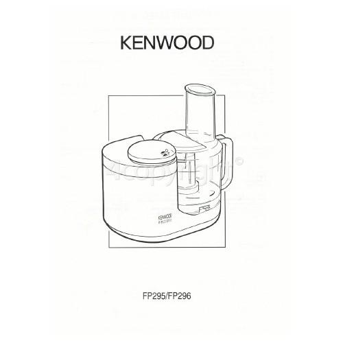 food: 38+ Kenwood Chef Food Processor Attachment