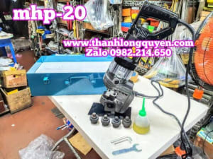 máy đột lỗ thép bằng điện mhp-20