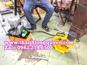 Bơm điện thủy lực công tắc đạp chân ZCB6-5-A3 hikwang