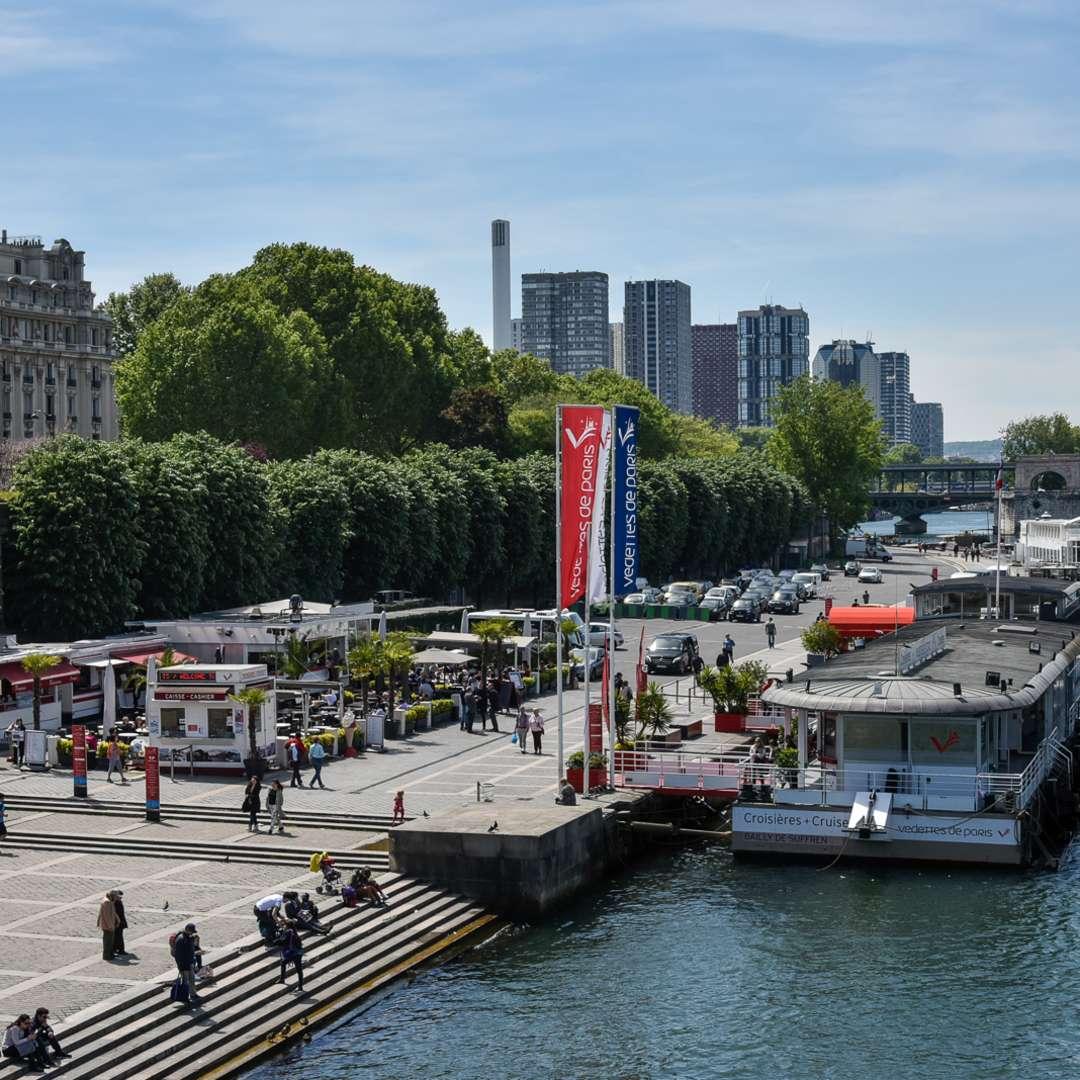 Vedettes de Paris   VisitParisRegion