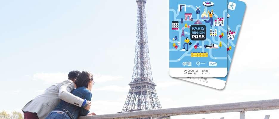 Paris Region Pass - Tourism in Paris - Visit Paris   VisitParisRegion