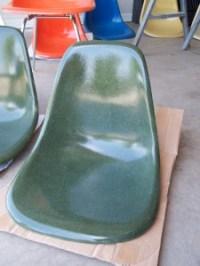 Eames Fiberglass Shell Chair Restoration - Part 1