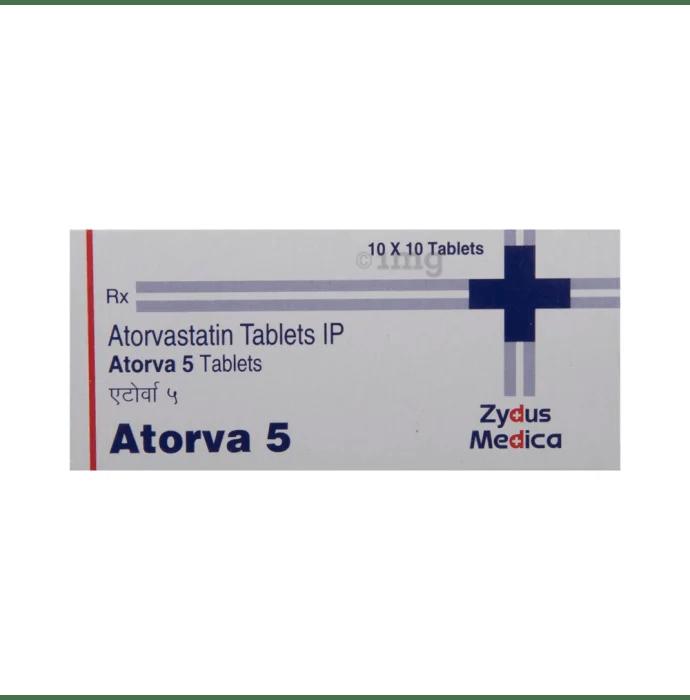 Atorva 5 mg milk thistle