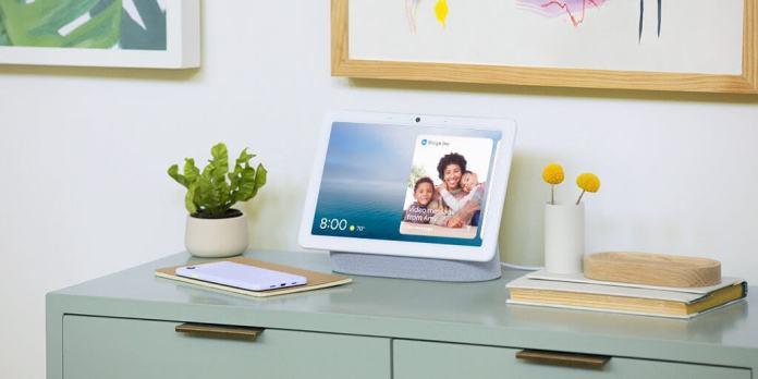 Google's Nest hub