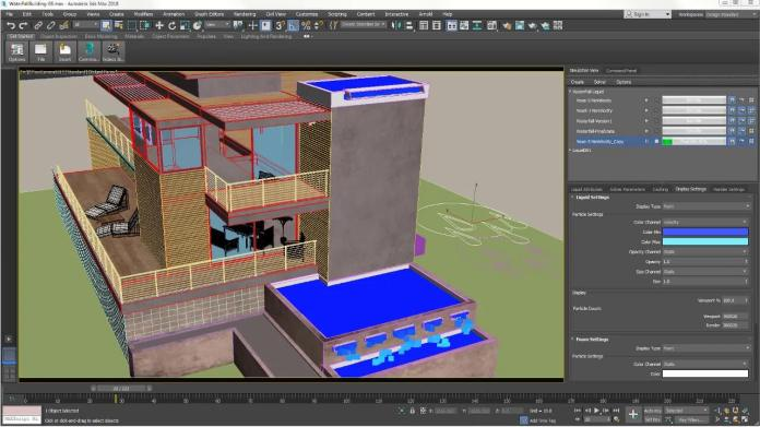 Autodesk 3ds max animation software