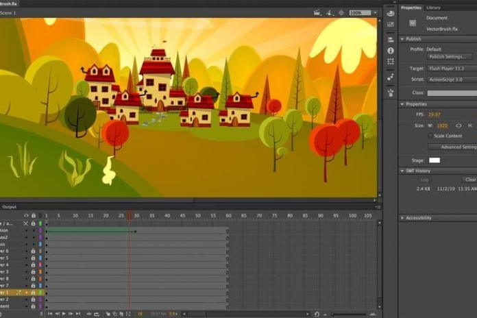 adobe animate best animation software