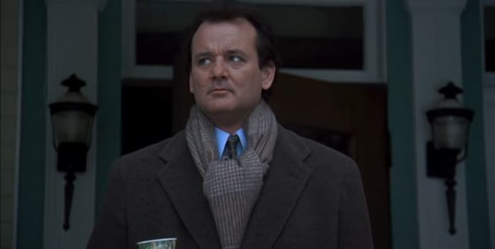 Groundhog Day (1993)  (best comedy movies on netflix)