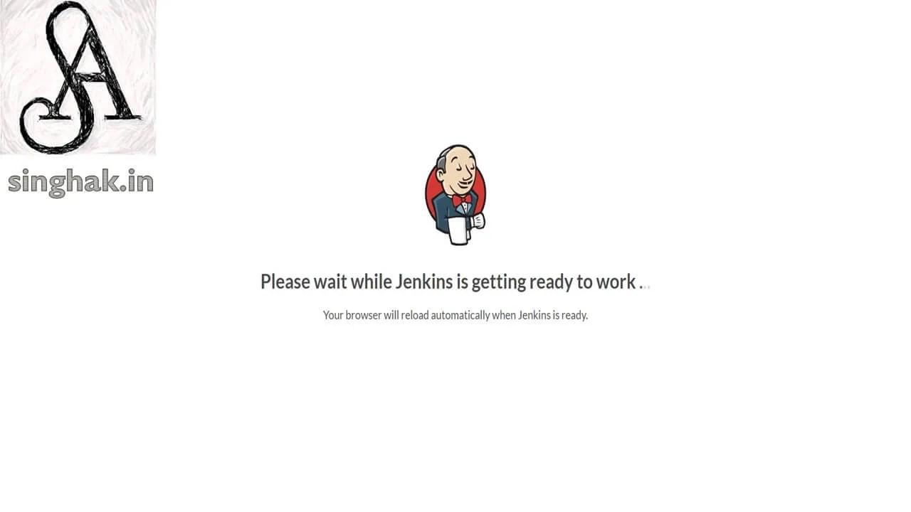 Installing Jenkins as a Windows service