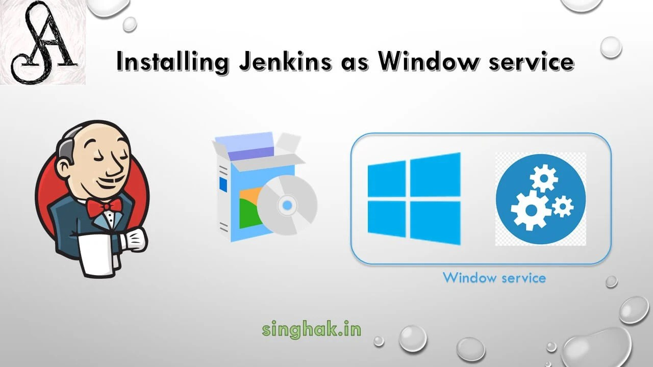 How to set up more than one Jenkins on window