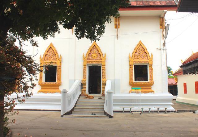 Nan Thailand temple