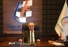Tapu ve Kadastro Genel Müdürü Mehmet Zeki Adlı
