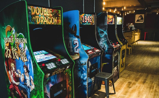 Retro Arcade Gaming Bar Kongs To Open In Birmingham