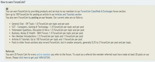 Forumcoin com Review! Is Legit or Scam? | ITriedDis com