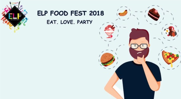 ELP Food Fest – Eat. Love. Party India