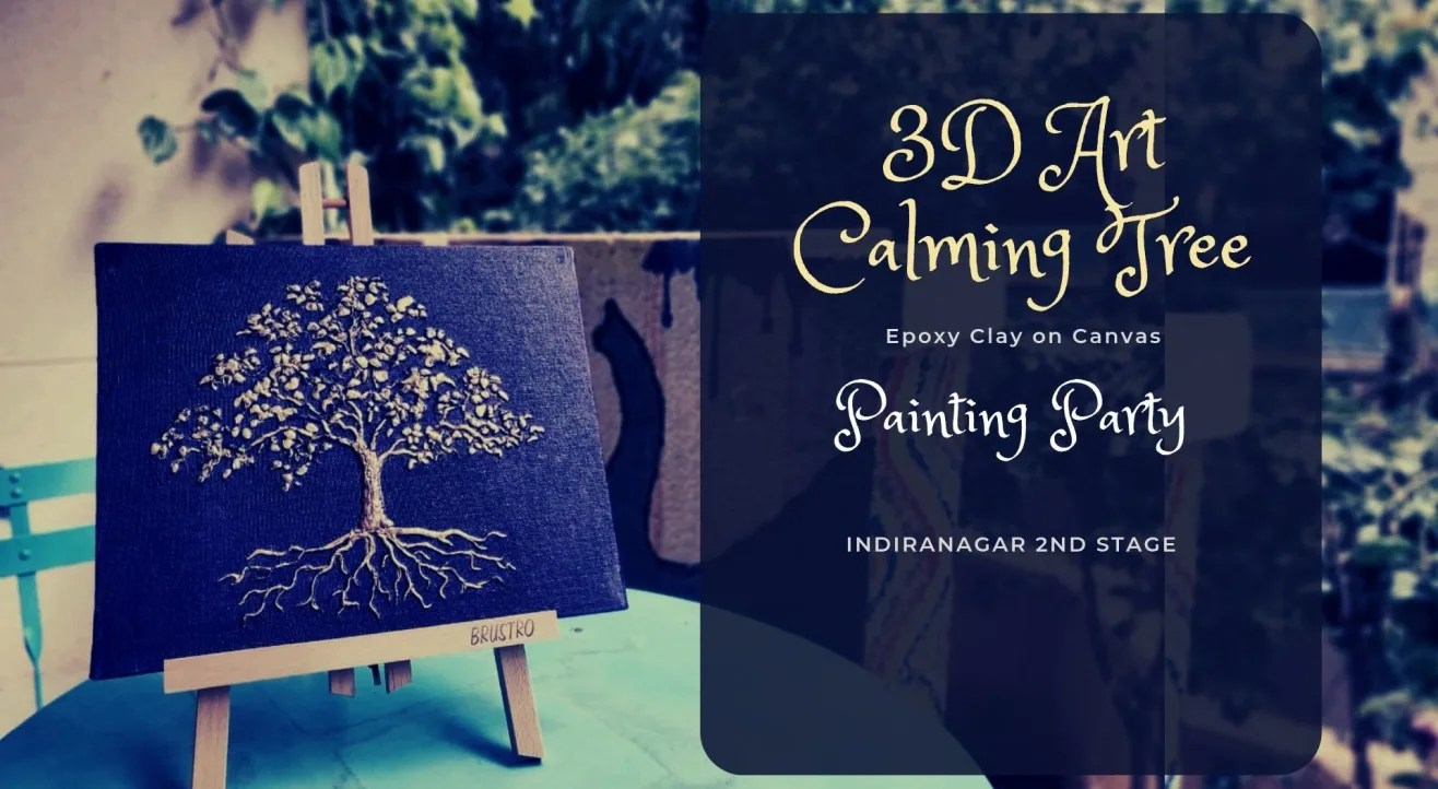 3d art on canvas