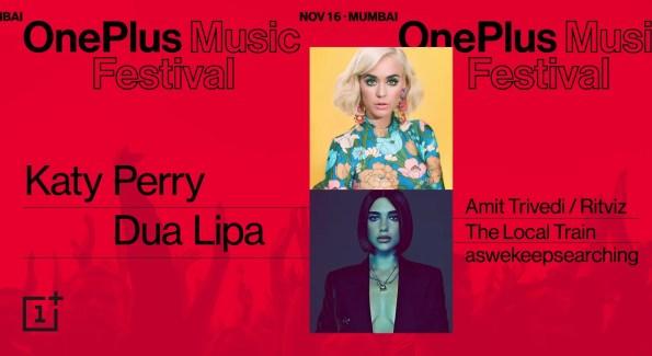 OnePlus Music Festival, 2019 India