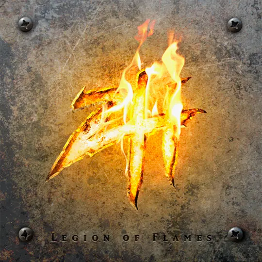 Zimmer's Hole - Bound by Fire/Legion of Flames Reissues