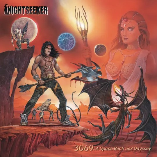 Nightseeker - 3069: A Space-Rock Sex Odyssey