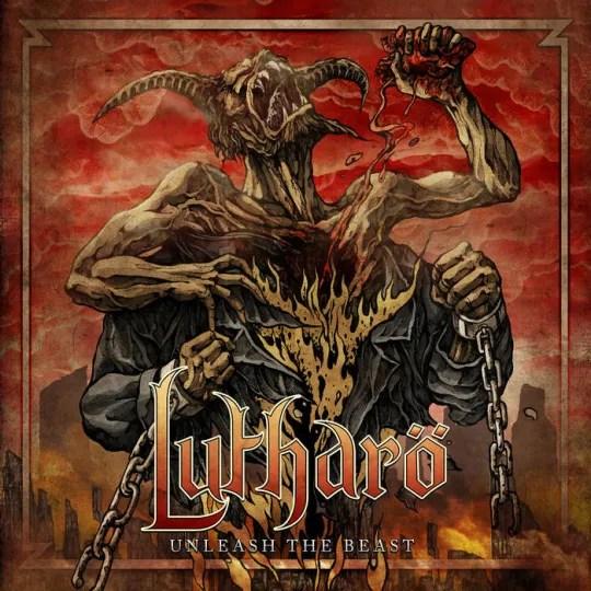 Lutharö - Unleash the Beats