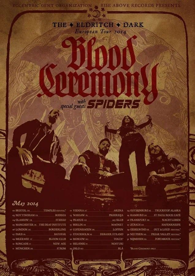 bloodceremony_tourposter_2014