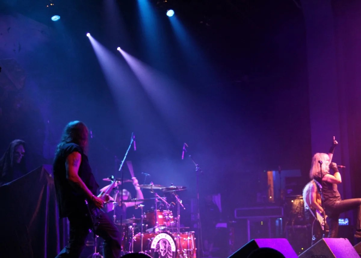 Blind Guardian - Photo by Danielle Griscti