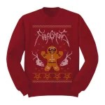 Ginger Metal Sweatshirt (Red)