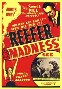 the perils of marijuana – Reefer Madness (1936)
