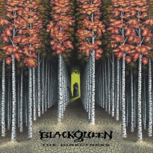Black Queen cover