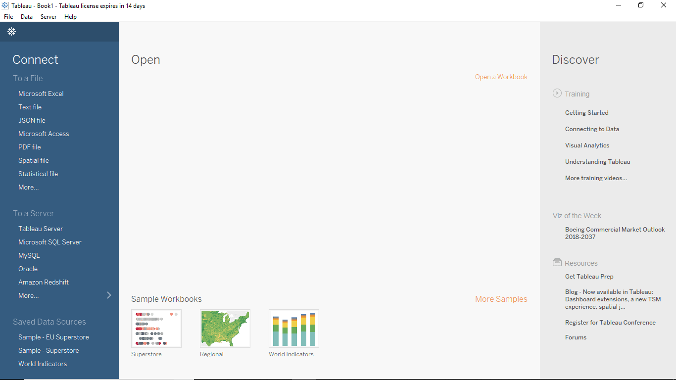 Data Visualisation With Tableau Article