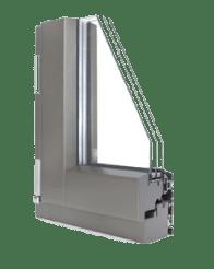 finestra sidel grigia