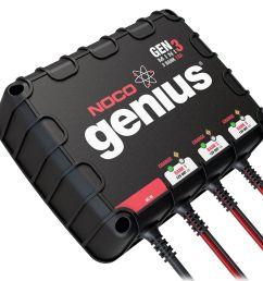 noco wiring diagram [ 1800 x 1800 Pixel ]