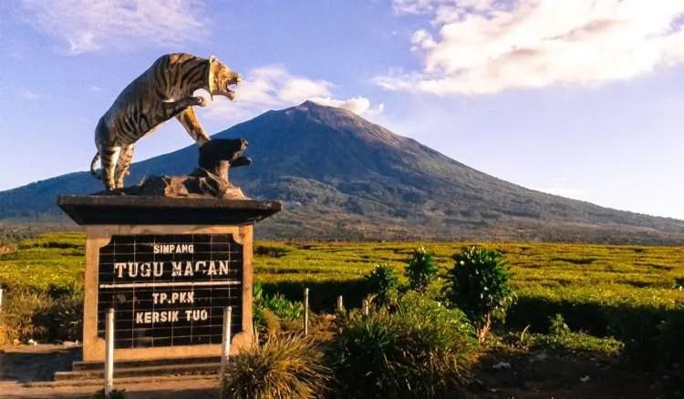 gunung kerinci 750x438 Menyatu dengan Alam, Ini 5 Gunung yang Cocok Buat Perayaan Kemerdekaan