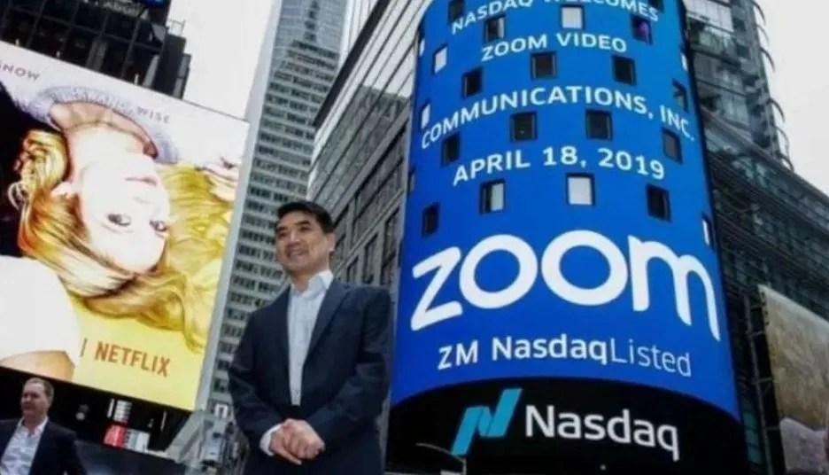Pemilik Zoom Menjadi Miliarder Gegara Covid 19 keren Pemilik Zoom Menjadi Miliarder Gegara Covid 19