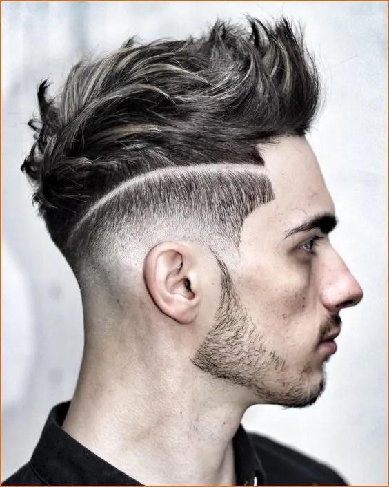 Model Rambut pria 2019