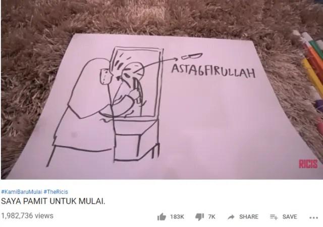hipwee youtube 640x451 1 Ria Ricis Justru Makin Dihujat Warganet, Gegara Pangkuanya Mau bunuh diri