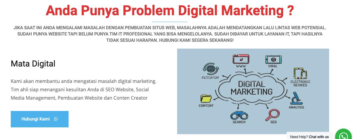 Jasa Digital Marketing Profesional Jasa Digital Marketing Profesional Surabaya