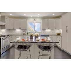Shaker Kitchen Cabinets Wall Mounted Shelves Ghi Stone Harbor Gray Sku Cl0055