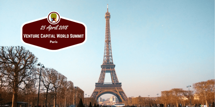 Paris 2018 Venture Capital World Summit